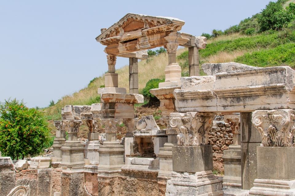 Turkish ruins
